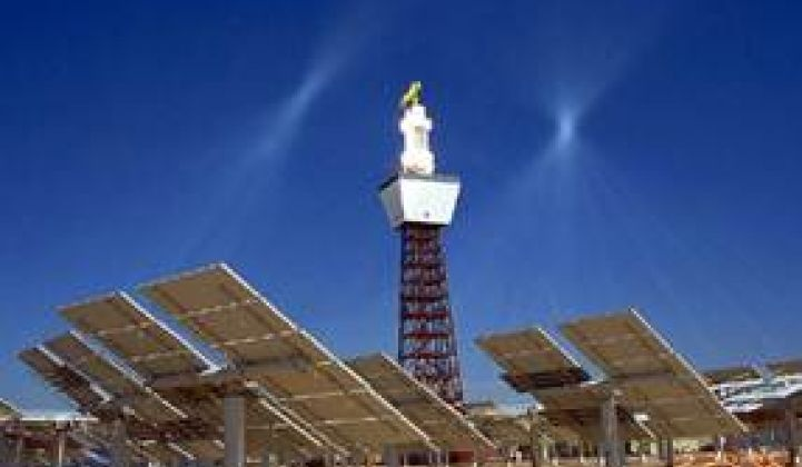 ESolar Has Answers to Questions About the BrightSource Solar Power Tower