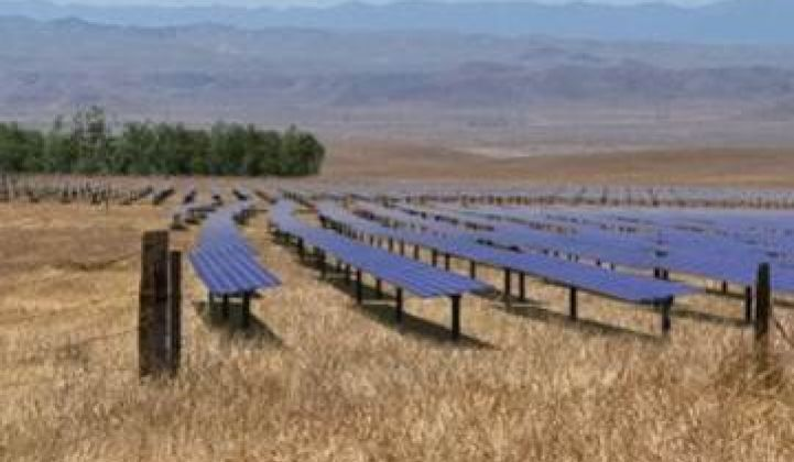 California Valley Solar Ranch: NRG Energy and Bechtel Navigating Compliance and Community