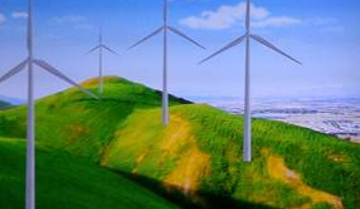 GE Invites You to Build Your Own (Virtual) Wind Farm