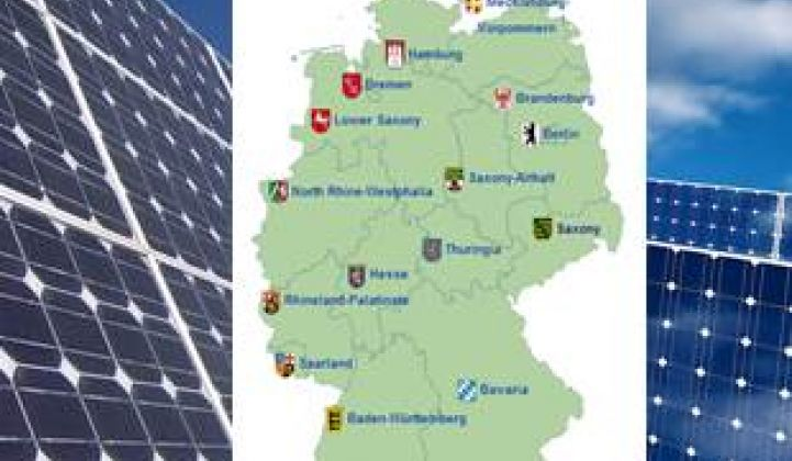 Why Germany's Solar Is Distributed