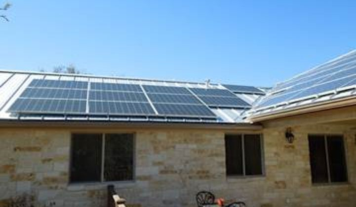 Texans Saving Energy and Cash in Net-Zero Homes
