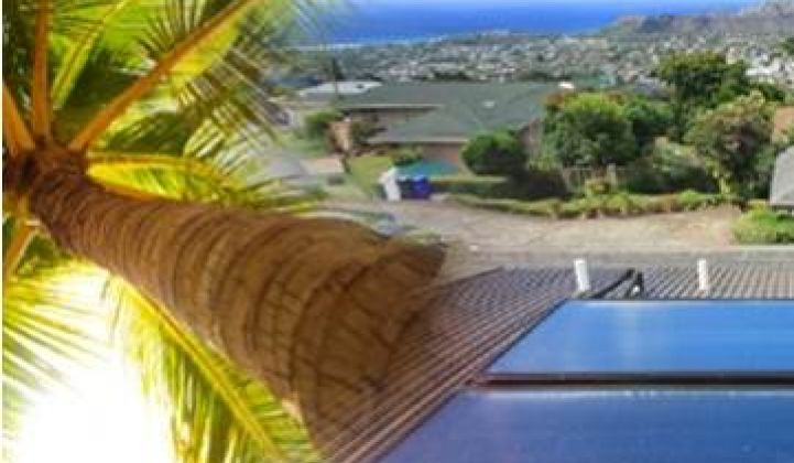 Hawaii Asks Some Big Questions About Solar Penetration
