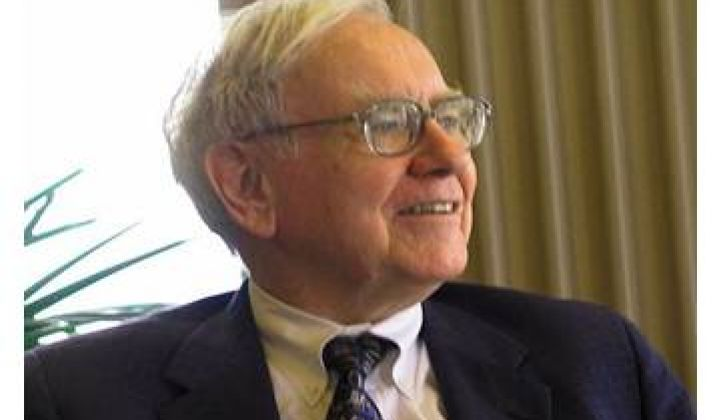 Buffett's MidAmerican Energy Holding Forms Renewables Unit