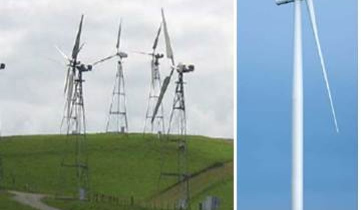 Was Felony Vandalism at the Vasco Wind Project More Eco-Sabotage?