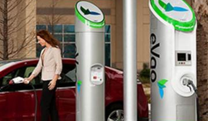 "ECOtality Sues CPUC Over NRG Electric Vehicle ""Monopoly"""
