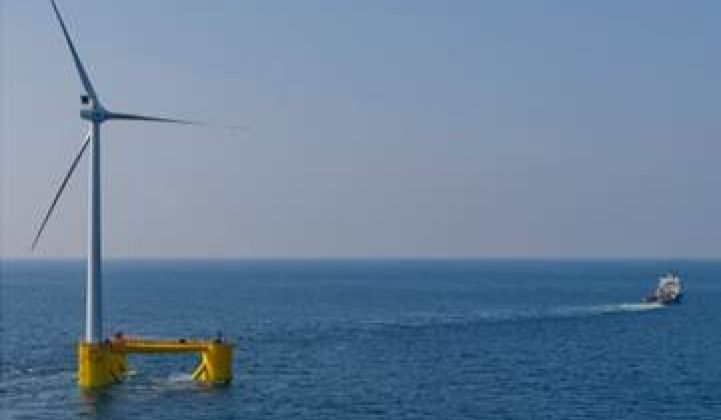 Floating the Future of Offshore Wind