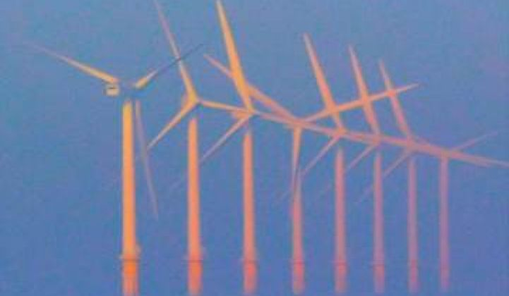 Multinationals Invade Scotland for Offshore Wind Wealth