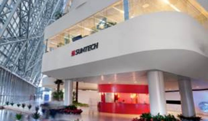 Timeline: The Rise, Fall and Unclear Future of Suntech