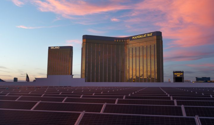 How MGM Prepared Itself to Leave Nevada's Biggest Utility