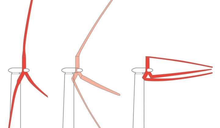 A team of researchers looks to design and build a 50-megawatt offshore wind turbine.