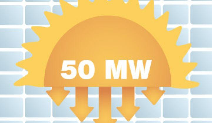 50 MW Turning Point PV Project Closer to Reality