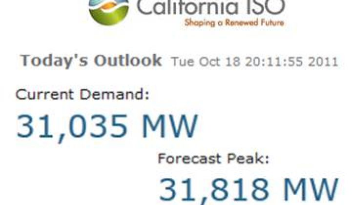 Will 33% Renewables Pose a Huge Risk to California's Grid?