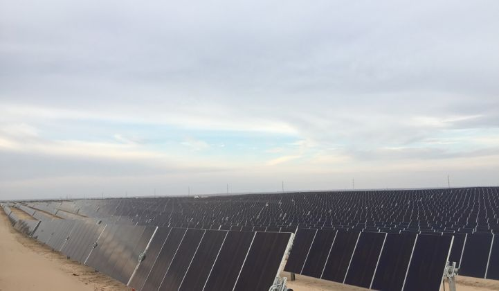 The Texas solar market is set for a near-term boom.