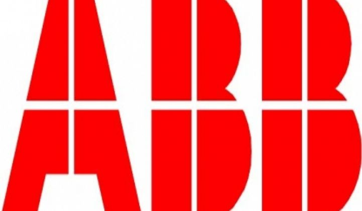 ABB Acquires Ventyx for Over $1 Billion