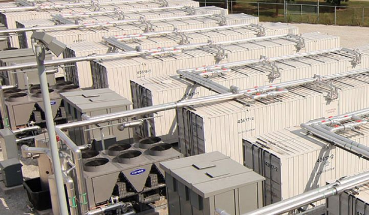 Even Without Subsidies, Energy Storage Is Starting to Rival Conventional Resources