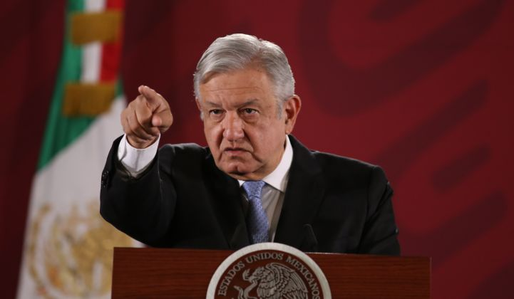 Since taking office in late 2018, AMLO has sought to reverse the liberalization of Mexico's energy markets.
