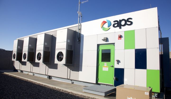 The announcement provides more evidence that battery storage can beat out new gas peakers.