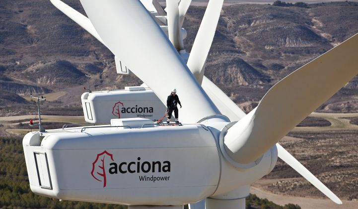 The IEA expects wind to dominate in the coming decades.