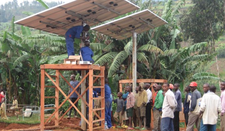 Private mini-grid developers should be given a chance to serve rural Africans.