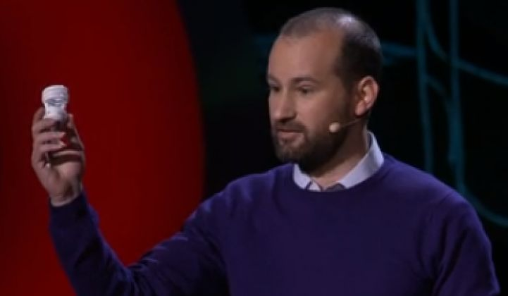 Watch Opower Founder's TED Talk on the Behavioral Science of Efficiency