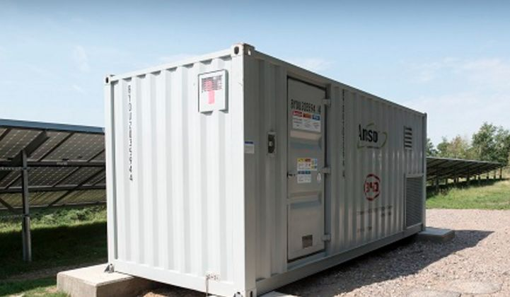Energy Storage Isn't Necessary for a Cleaner Grid