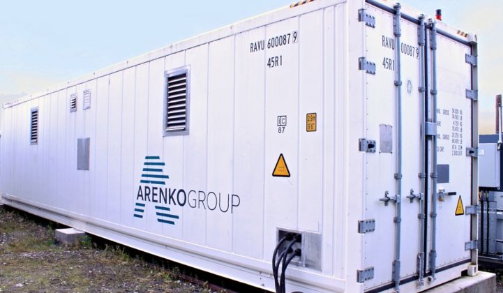 Arenko and GE have partnered to develop battery storage projects in the U.K.