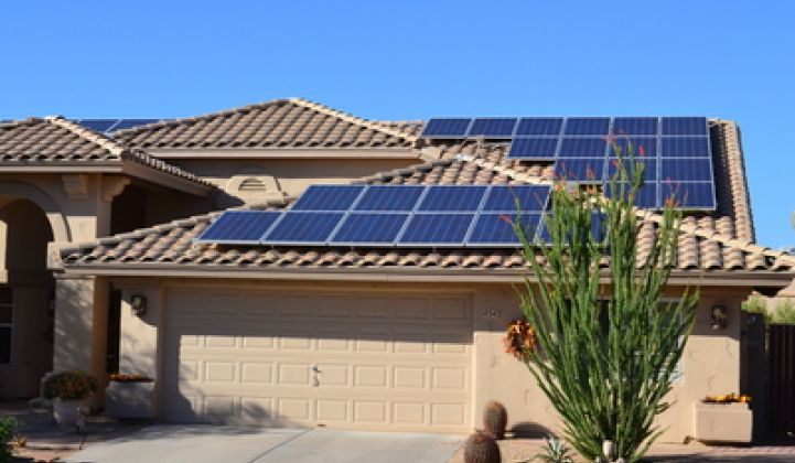 Arizona's Utility Regulator Adopts New Method of Crediting Rooftop Solar