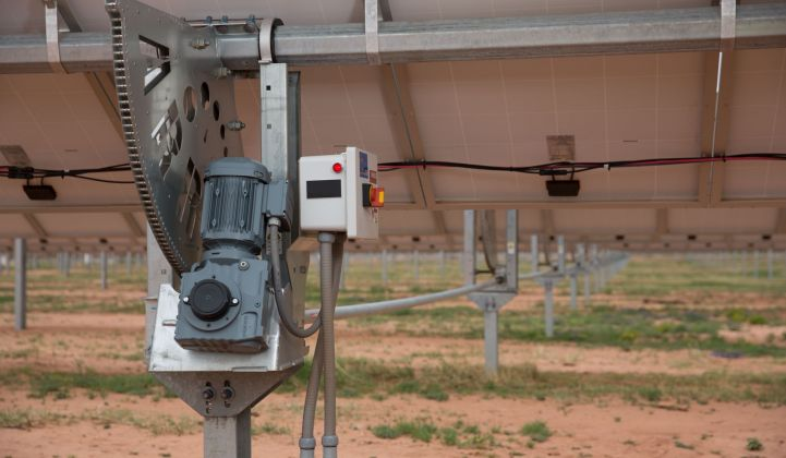 Array Technologies was the world's second largest supplier of solar tracking systems in 2019. (Photo: Array)