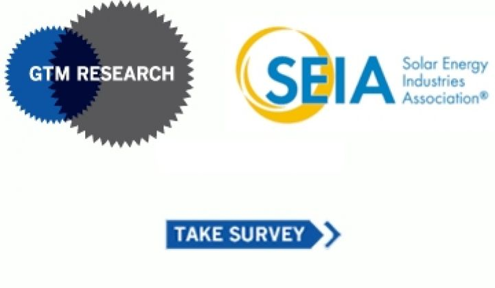 Installers and Integrators: Win an iPad by Taking the GTM Research/SEIA Survey