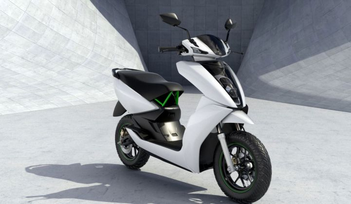 India Motors Toward Electrifying Transport On Two Wheels