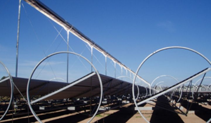 Ausra Raises $40M for Concentrating Solar-Thermal