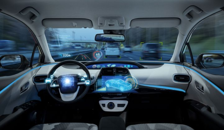 Companies making autonomous cars need to build more consumer trust.