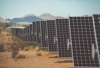 New Mexico holds vast, untapped potential for renewable energy development. (Photo: Avangrid)