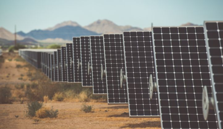 The availability of tax equity is a concern for some renewables developers. (Photo: Avangrid)
