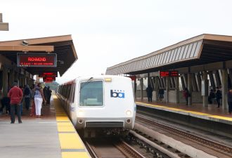 Bay Area Rapid Transit Will Run Trains on 100% Renewable Energy