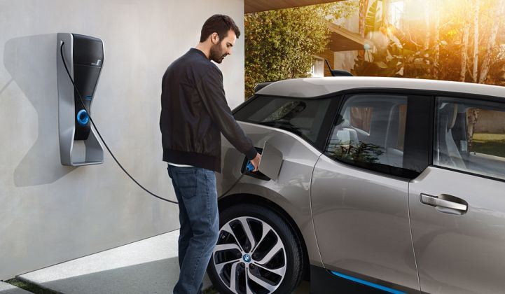 Bmw And Pg E Prove Electric Vehicles Can Be A Valuable Grid Resource