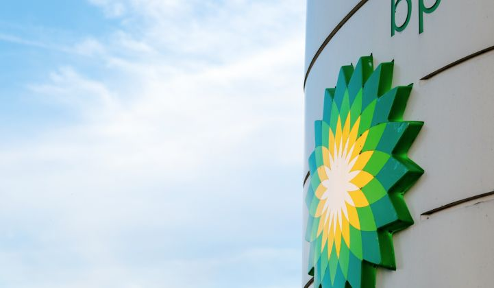 BP's electric vehicle push continues.