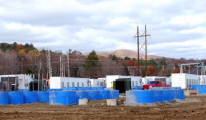 Bankrupt Beacon Finds Buyer for Flywheel Energy Storage