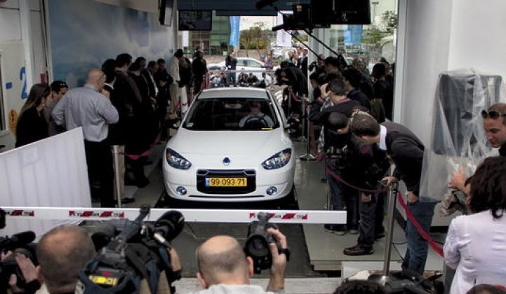Who Killed the Electric Car? The Middle East Edition