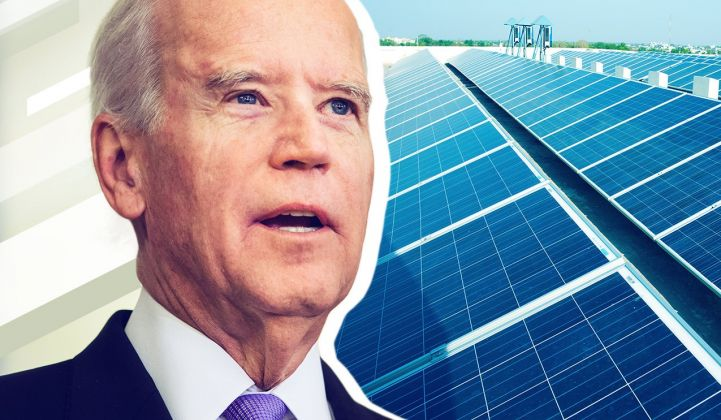 Joe Biden faces pressure to move quickly on climate issues if elected to the White House.