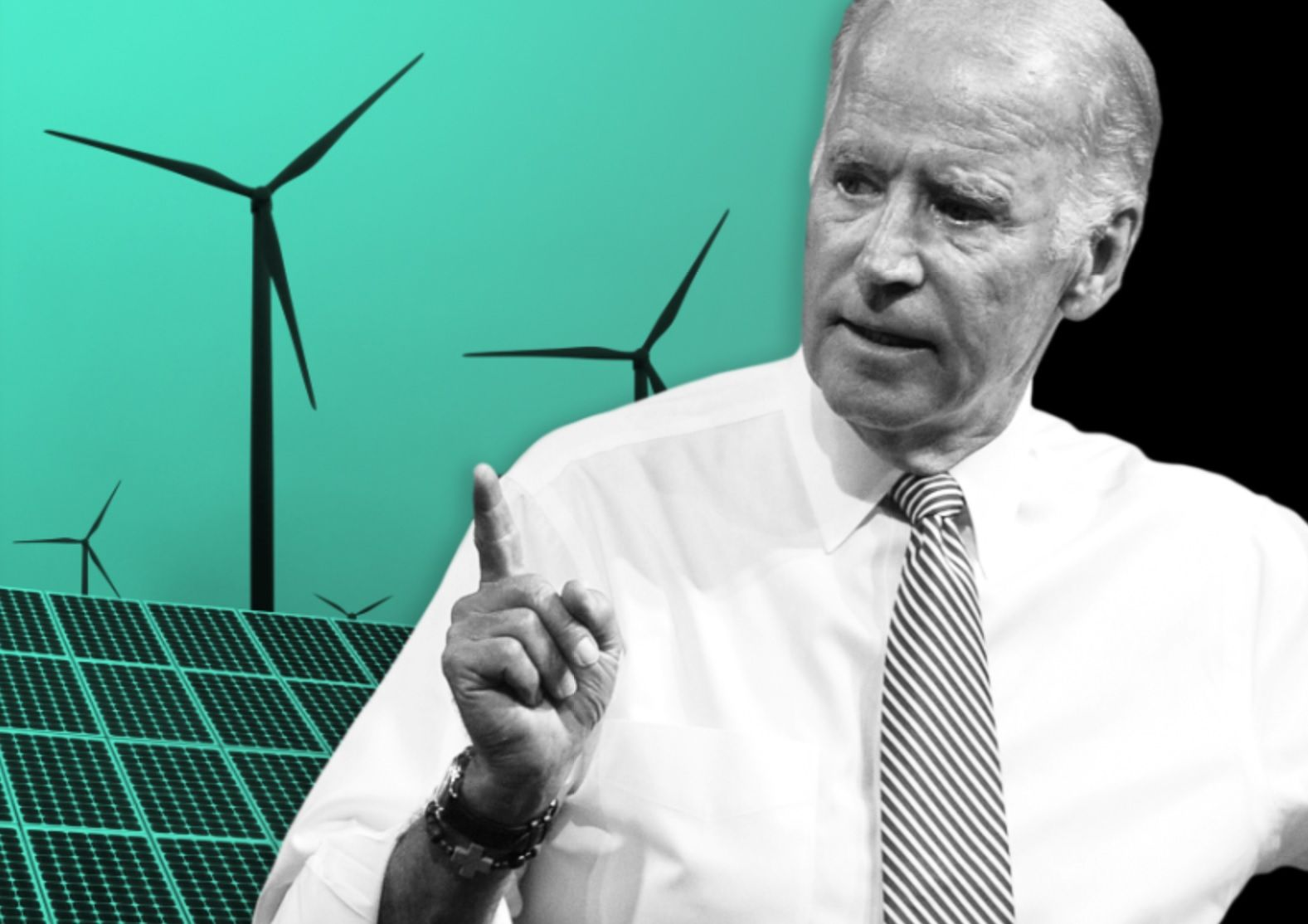President Joe Biden campaigned on converting the nation to clean electricity. That could happen through a budget reconciliation deal, which only needs a slim majority in the Senate.