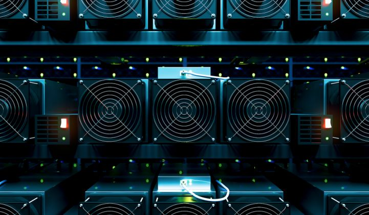 power cryptocurrency mining operations