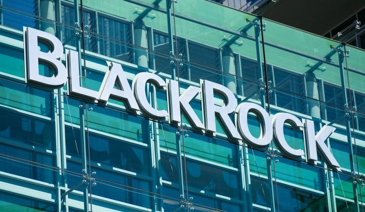 BlackRock has faced criticism for not taking a tougher line on its climate-related investments.