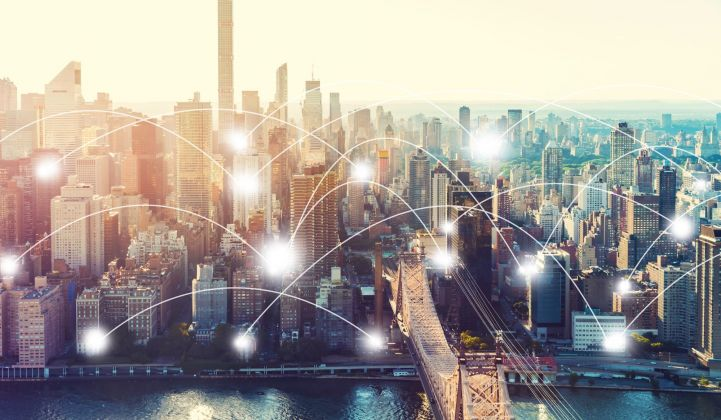 Could blockchain transform the electricity sector? New York utilities think so.