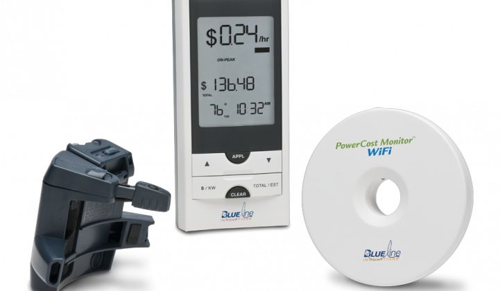 The Smart Meter Workaround: Blue Line Joins Up With Honeywell