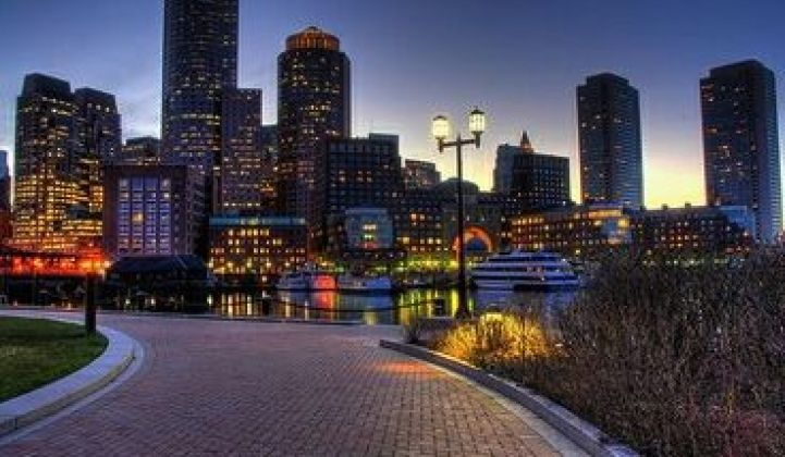 Schneider Electric Brings Smart City Tech to Boston