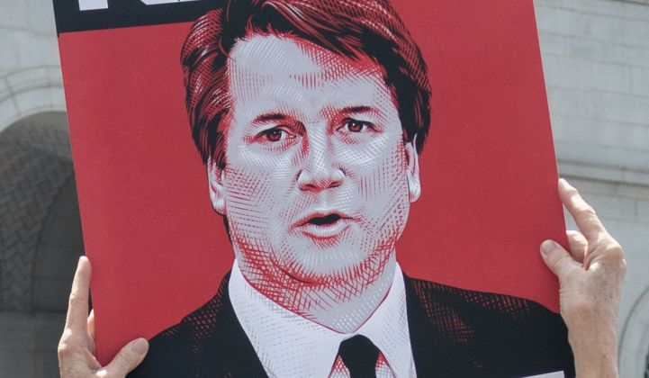 What does Kavanaugh's past record tell us about the future of energy and climate law?