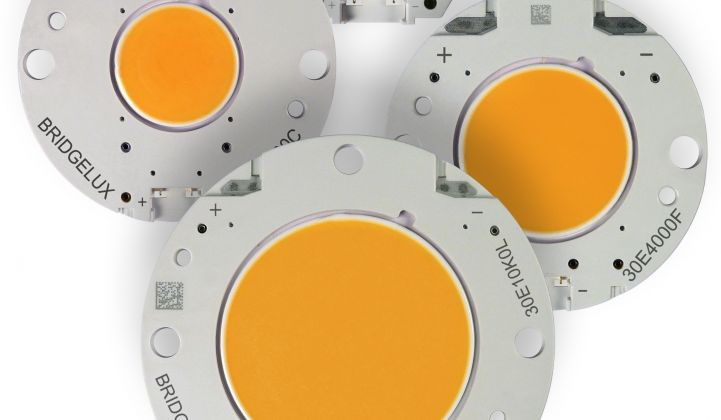 Bridgelux Launches the Modular LED