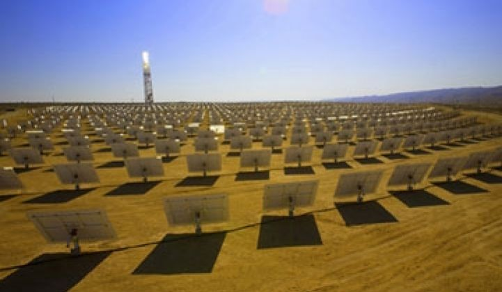 Can Solar Thermal (CSP) Compete With PV Panels at $1 per Watt?