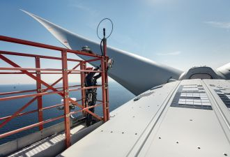 MHI Vestas turbines are coming to Scotland's east coast. (Credit: MHI Vestas)